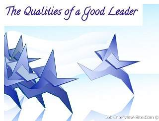 What Are The Qualities Of A Good Leader? What Makes A Good