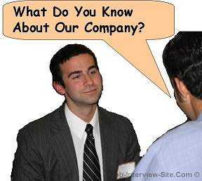 What Do You Know About Our Company? How To Research A