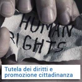 causa Tutela dei diritti e promozione della cittadinanza