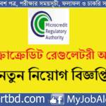 Microcredit Regulatory Authority