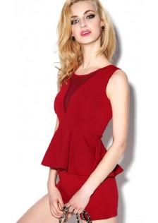Sale HBJ5751 top+pants red