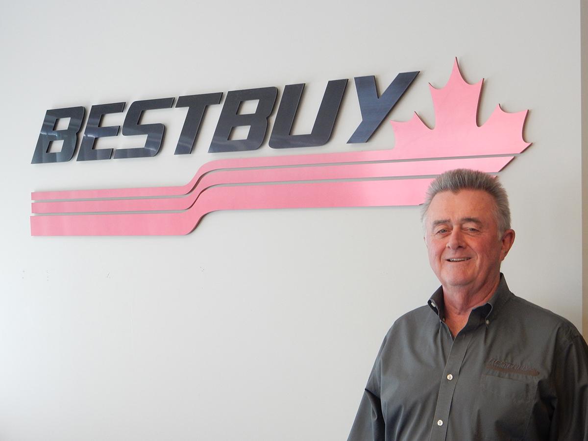 Bestbuy Distributors appoints Stone vp purchasing Murphy