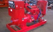 Hercules G2300 Engine - Year of Clean Water