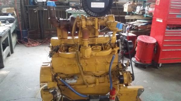 Hercules Engine Stock - Year of Clean Water
