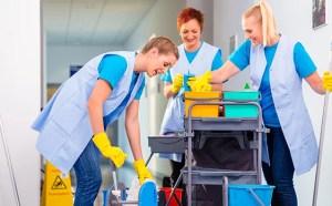 Reinigungsservice-dokumentation
