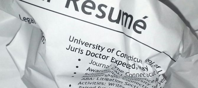 25 résumé mistakes you need to fix right now