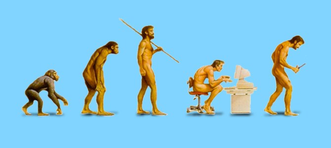 The Evolution Of Work