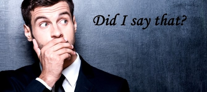 Ten Things Never, Ever To Say At Your Performance Review