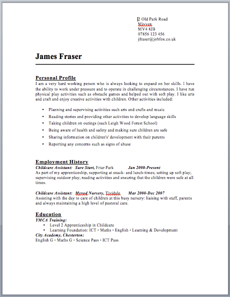 Free Cv Template Uk 2012 The Ultimate Guide To Cv Templates