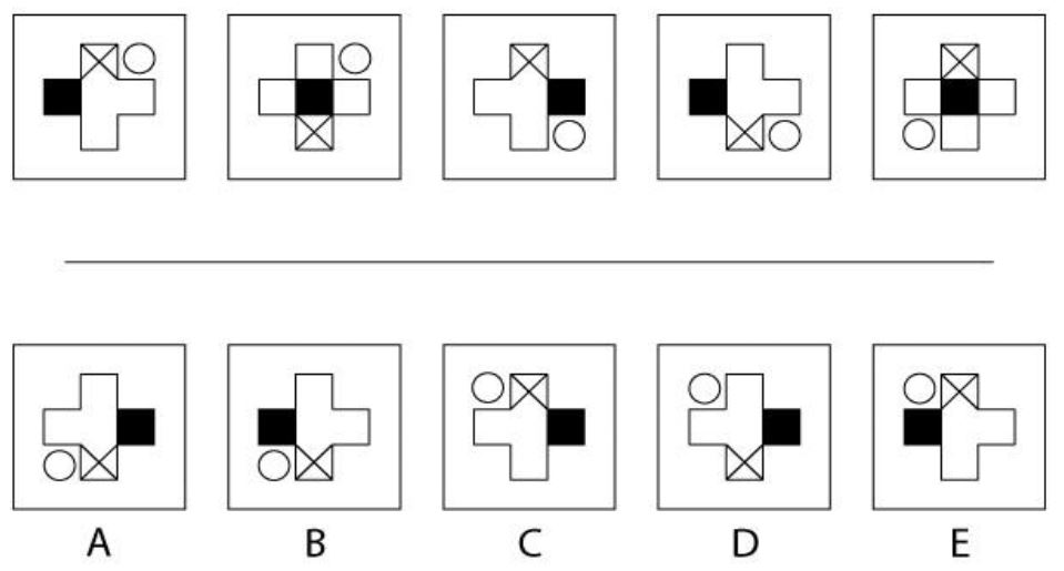 Workforce Abstract Reasoning Past Questions and Answers