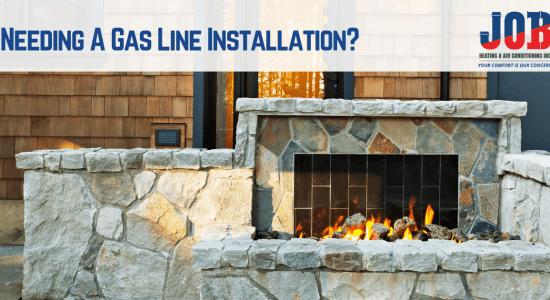 Gas Line Installation Saskatoon - JOB Heating and Air Conditioning