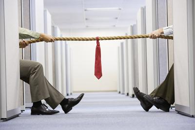 how to avoid work politics