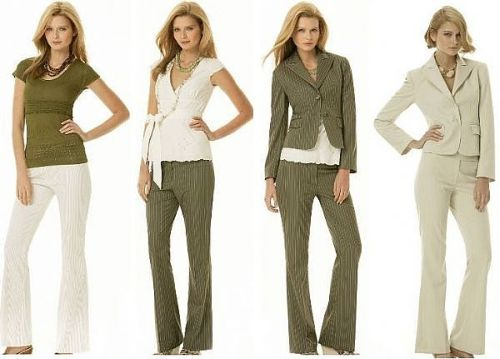 Casual Workwear for Working Women