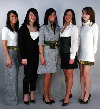 professional woman wear