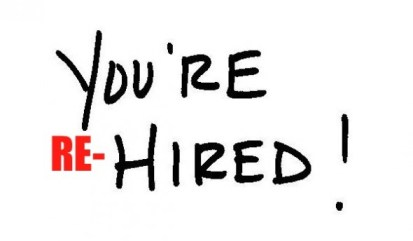 8 Tips For Getting Rehired By A Former Employer