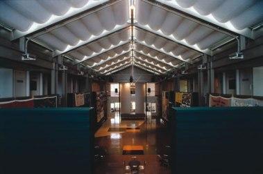 Fotos del interior de las oficinas de Apple