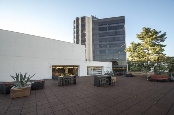 Exteriores oficinas Zappos