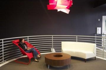 Salas concentración oficinas de Skype