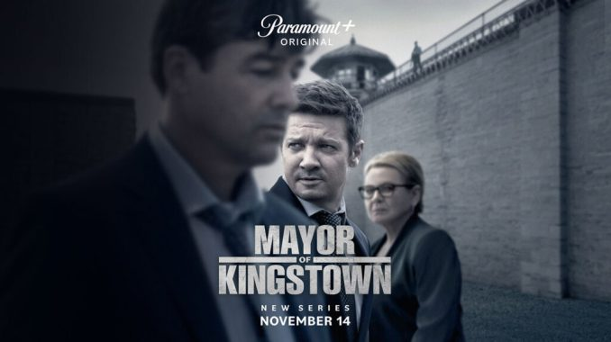 Kingstown Mayor, Poster, Jeremy Renner