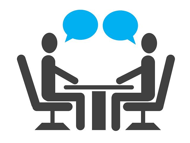 job portal conducting interview