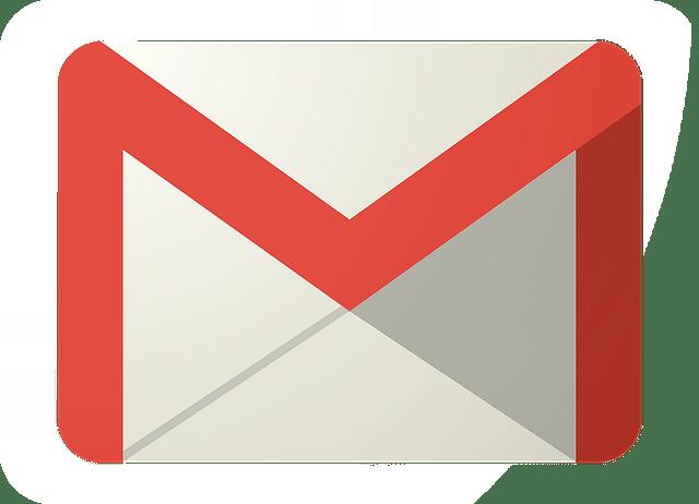 Logo of gmail google account