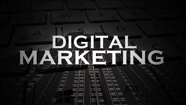 Digital Marketing in words