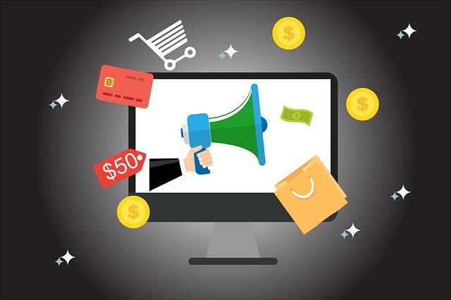 e-commerce marketing and deals.