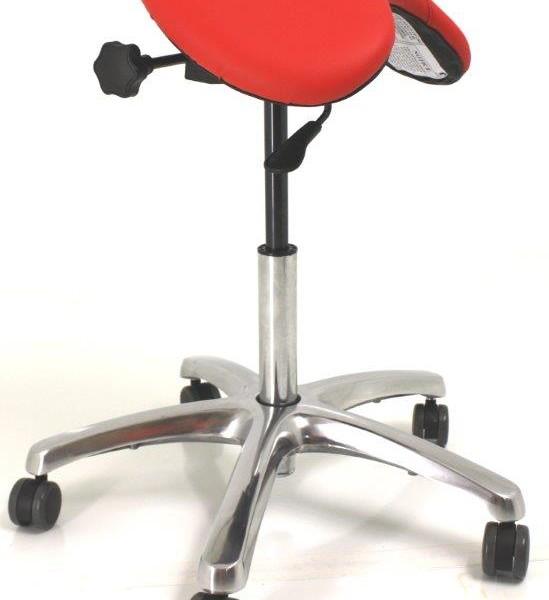 BP1465  BetterPosture Saddle Chair  Jobri