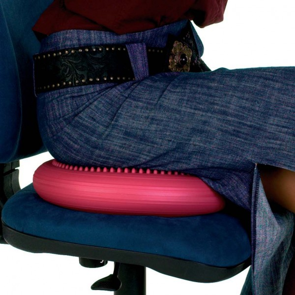 balance posture chair great northern company t400375bk - togu® dynair senso ball cushion jobri