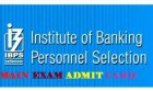 IBPS RRB Officer Scale Main Exam Admit Card