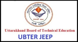 UBTER JEEP Admit Card 2019