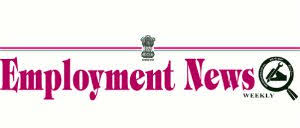 Employment Newspaper This Week Pdf India