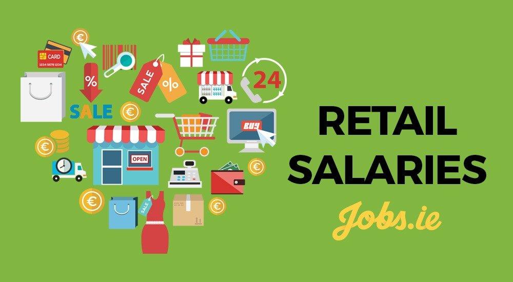 Retail Salaries In 2017 Jobsie