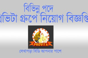 provita group job circular
