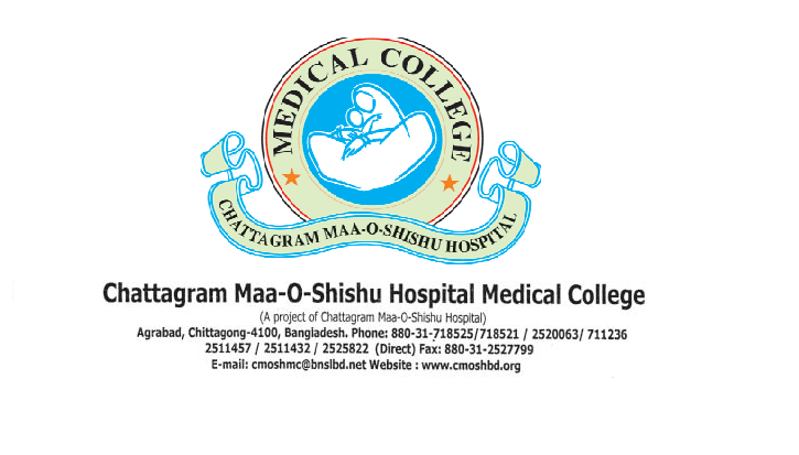 Chattagram maa-o-shishu hospital medical college job circular 2018