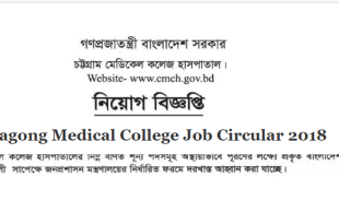 Chittagong Medical College Job Circular 2018