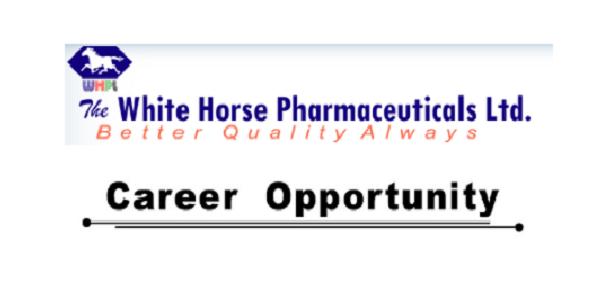 The White Horse Pharmaceuticals LTD. Job Circular 2021
