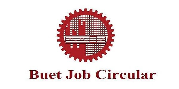 Bangladesh Engineering University and Technology BUET Job Circular 2021