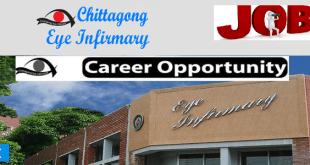 Chittagong Eye Infirmary Job Circular
