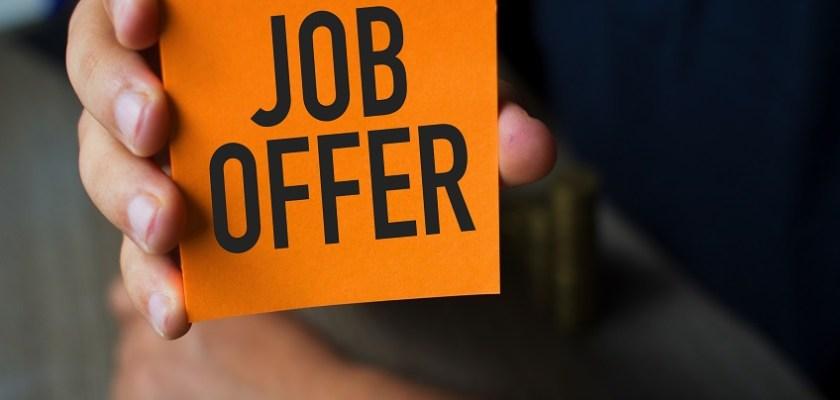 New Job Offer