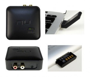 NuForce Air DAC Wireless System: Easy To Setup Wireless Audio