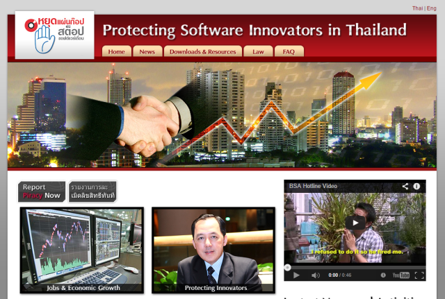 Thai Police Raided…