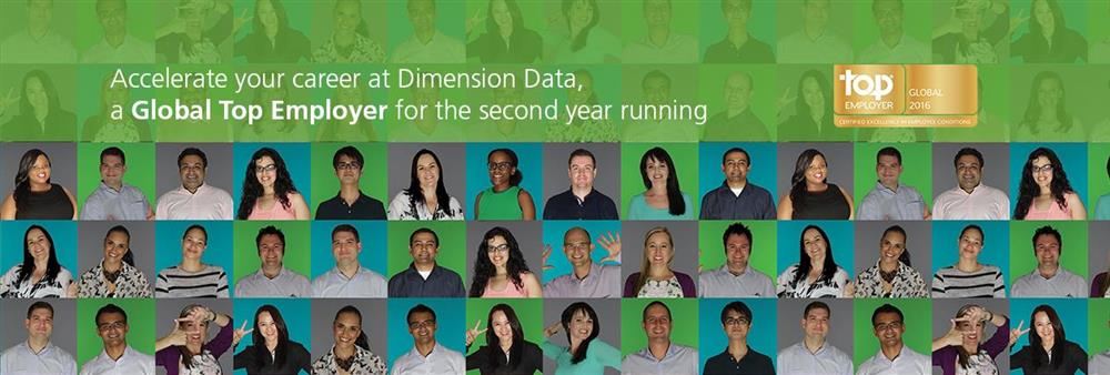 Network Engineer / Sr. Network Engineer / Network Specialist – Dimension Data (Thailand) Limited