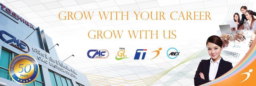Programmer (C, C#, VB.Net) – CMC Biotech Co., Ltd.