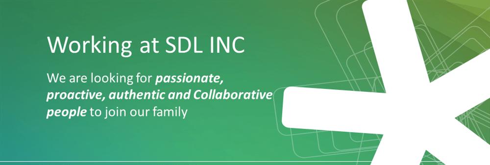 Trainee Translator – SDL INC.