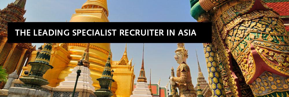 Software Sales Manager – Banking And FSI – Robert Walters Thailand