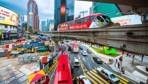 Downtown KL - iStock