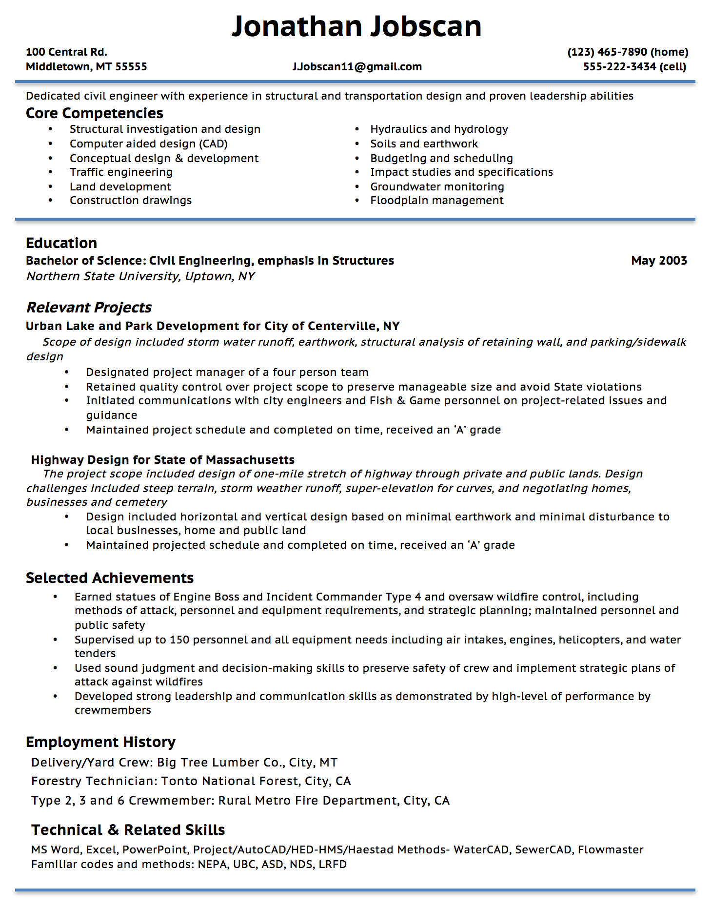 Resume Writing Guide - Jobscan