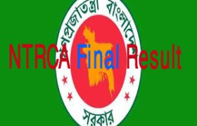 1st-12th NTRCA Final Recruitment Result 2016