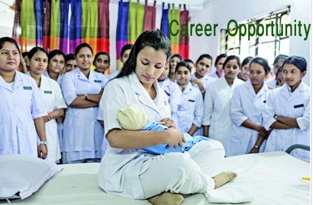Midwifery Nursing Jobs Circular 2016